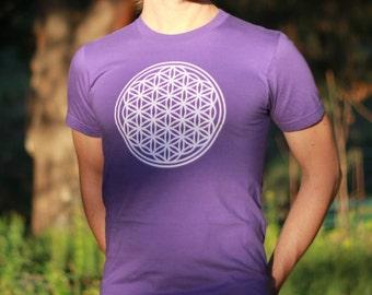 Flower of Life - Sacred Geometry T-Shirt