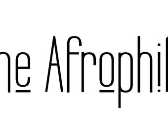 The Afrophile