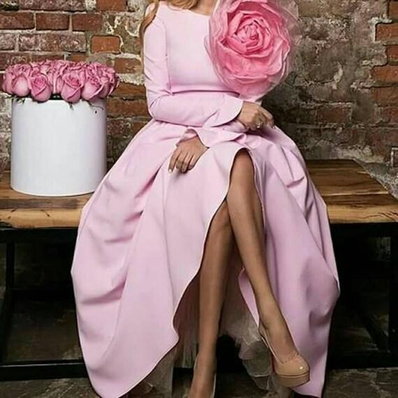 Big purple rose, Purple rose Silk rose, Flower brooch, Fabric flower, Dress accessories ,Handmade flower, Flower for bride, Bridesmaid flo