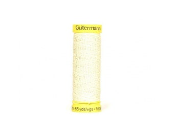 Cream linen 50 m - N ° 4011 Gutermann thread