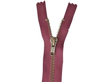 Zipper Z14 metallic color Bordeaux 870