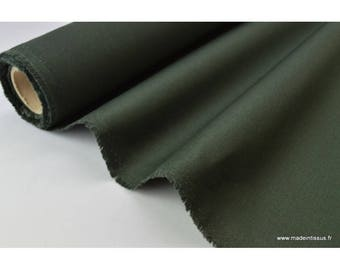 Twill cotton medium khaki 260 gr/m²