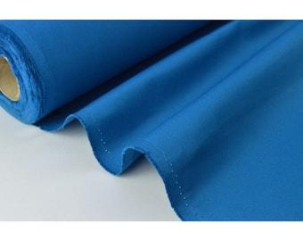 Twill cotton medium teal 260 gr/m²