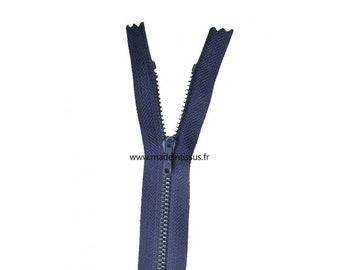 Zipper Z13 metallic color Blue Navy 570