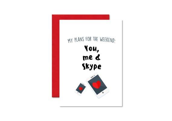 Birthday Card Ideas For Long Distance Boyfriend