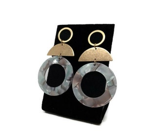 Panama Party Earrings