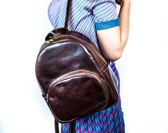 8227a362c07 Italian backpack | Etsy