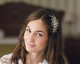 Bridal Hair Comb Wedding Hair Comb Crystal Bridal Hair Comb Crystal Hair Comb Bridal Headpiece Crystal Headpiece Wedding Headpiece