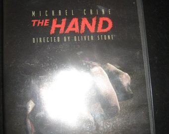 The Hand / DVD / from Twisted Terror Collection / 1981