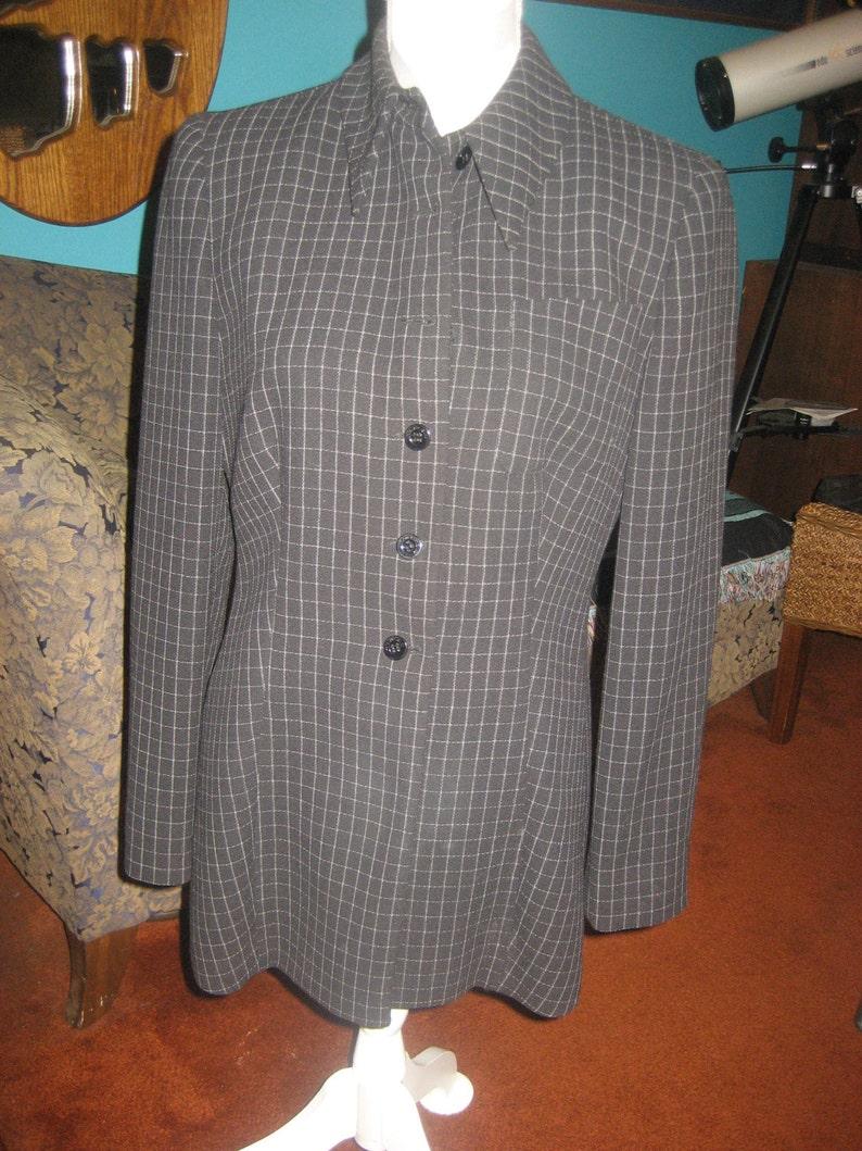 Tous Les Jours Italian Suit Jacket