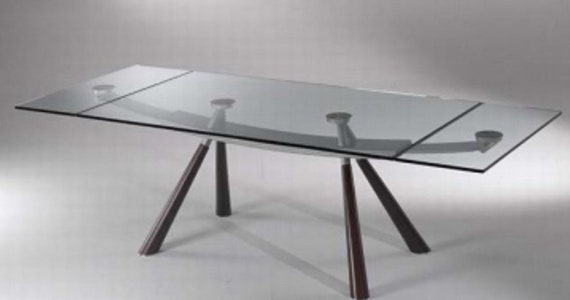 Table A Manger Dessu Verre Extensible Relex Samourai