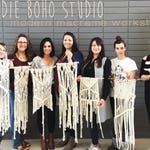 Modern Macrame Workshop  |August 12|