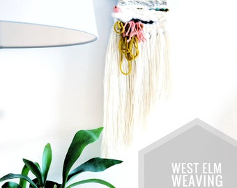 WEST ELM| Weaving Workshop| June 30