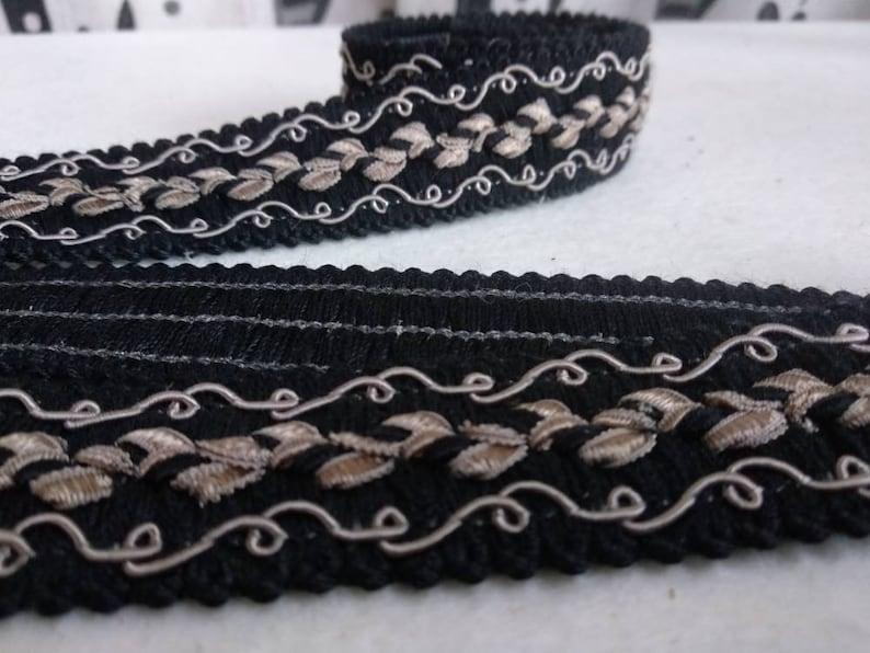 Gimped Furnishing Braid Trimming per 2 metres