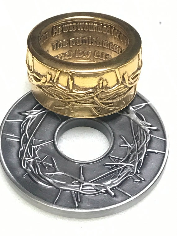 Crown of Thorns Recovery Ring