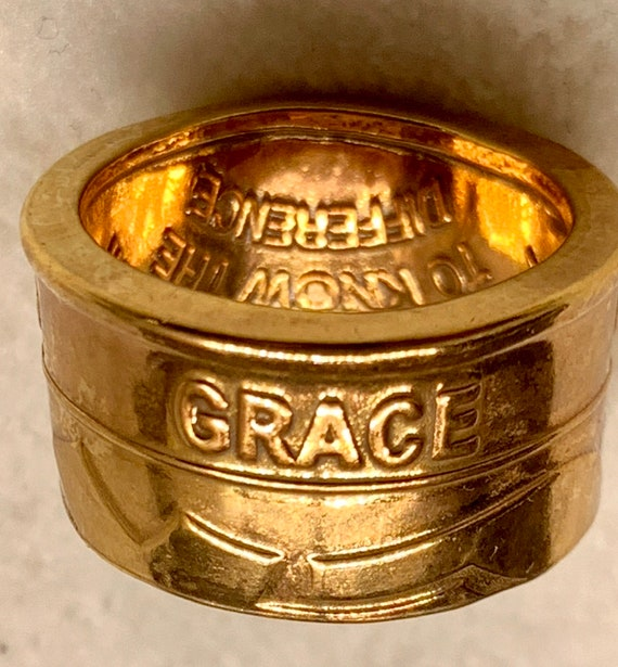 Grace Recovery, Recovery Ring