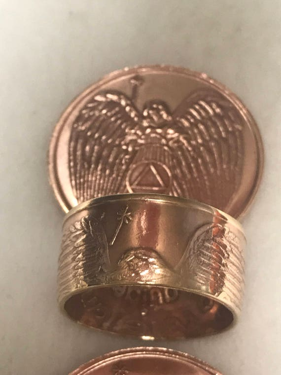 Guardian Angel Recovery Ring
