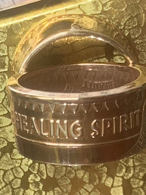 The Healing Spirit of Love, Recovery Ring