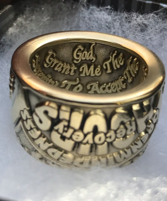 24 Hour Sunlight of the Spirit God, Recovery Ring