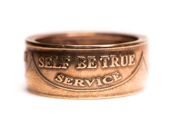 Bronze Recovery Ring