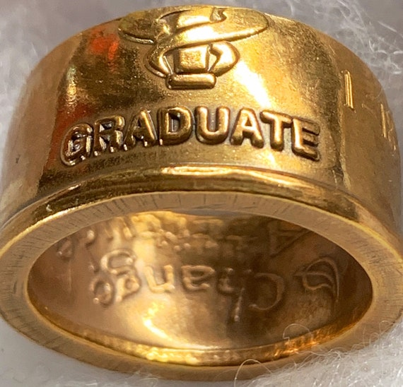 Drug Court Graduate Recovery Rings