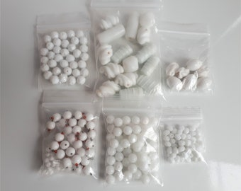 beads! pills Cookies and Milk Decorative Container trinkets