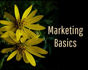 Marketing Tips, Marketing Help, Sales Help, Marketing Class, How to Sell Art, Social Media Marketing, Sales Guide, Marketing Guide