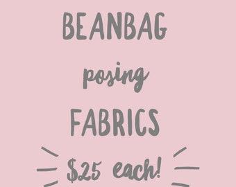 Destash, Newborn Beanbag Posing Fabrics