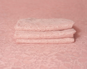 Cotton Candy Pink Lace Applique Neutral Texture Newborn Posing Fabric, Backdrop, Fabric backdrop, Posing Fabric, Pink Bean Bag, Pink Beanbag