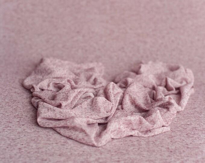 FELICIA- Dappled Fuchsia Pink Stretch Newborn Photography Beanbag Cover Fabric Photo Prop, PinkNewborn Beanbag Fabric, Pink Newborn Fabric