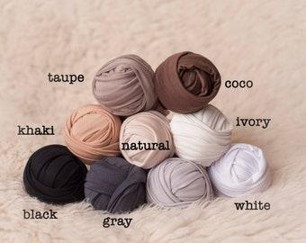 Newborn Wrap/ Stretch Knit Wrap/ Newborn Wrap/ Newborn Prop/ Stretch Wrap/ Photography Prop/ Baby Wrap/ Newborn Photography/ Stretch Wrap