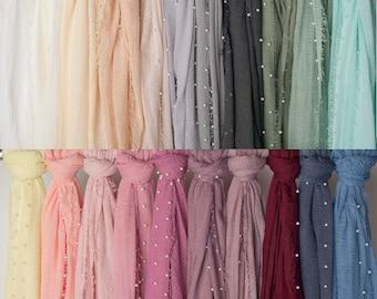 Pearl Fringe Layer, Fringe Wrap, Texture Wrap, Newborn, Newborn Prop, Newborn Wrap, Wrap, Newborn Wrap, Newborn Stretch Wrap, Pearl Layer