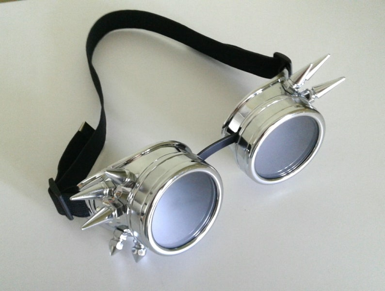 5c6c5c6cce8 Steampunk goggles Welding Cosplay Costume Festival Cyber Steam
