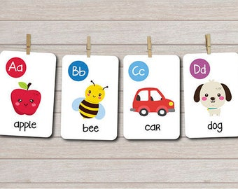 alphabet cards printable flash cards abc flash cards alphabet printables montessori cards montessori alphabet alphabet card set