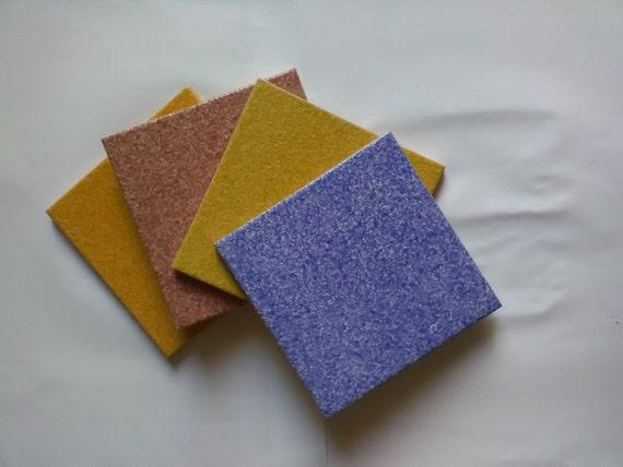 Vintage mattonelle colorate mattonella blu mattonella etsy