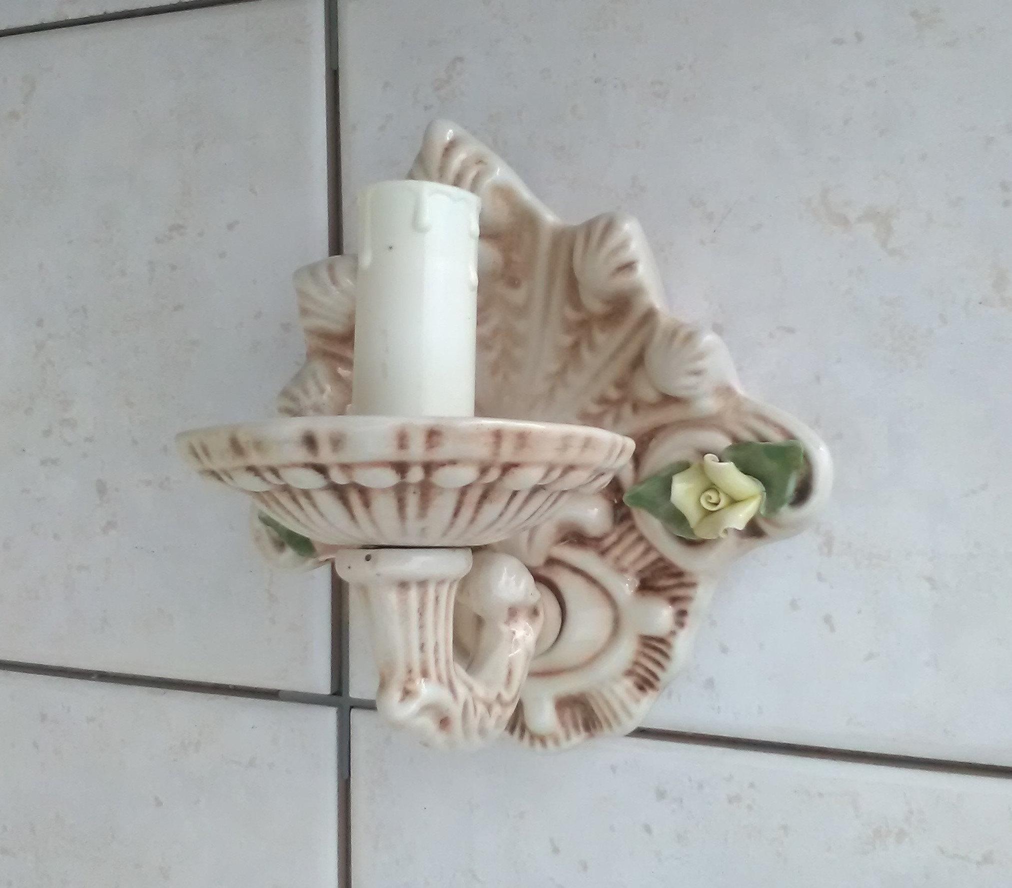 Applique / candeliere da parete