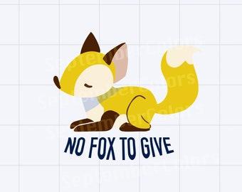 For fox sake svg | Etsy