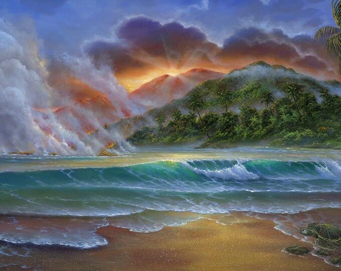 Featured listing image: Kapoho Lava Flow