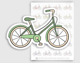 ITM-014 | Bicycle Planner Stickers