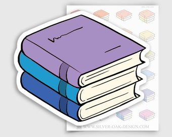 ITM-013 | Book Planner Stickers
