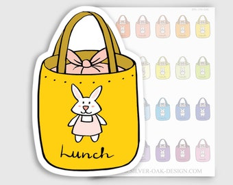 ITM-048 | Lunch Bag Planner Stickers