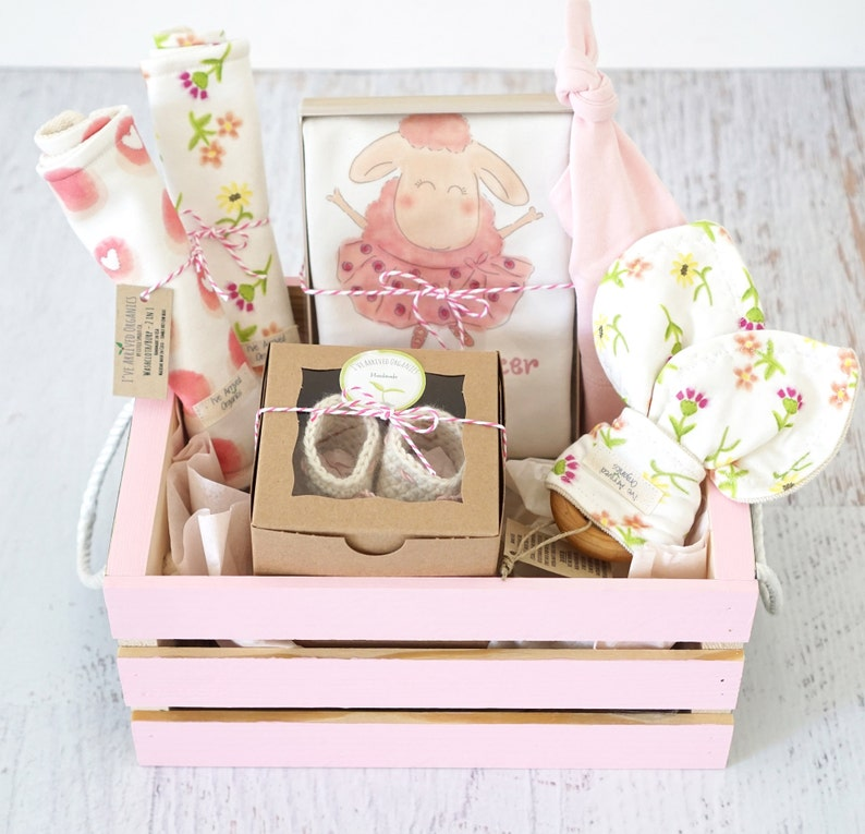 Baby Girl Flowery Babygrows X6 Baby & Toddler Clothing