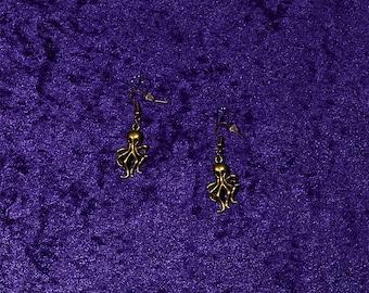 Inkfish Earrings