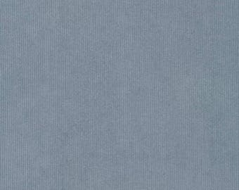 353044d36af Cement Grey Corduroy Fabric by the yard half yard Gray 21 wale featherweight  corduroy, Robert Kaufman Fabric, 100% cotton