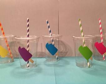 Popsicles Party Cups