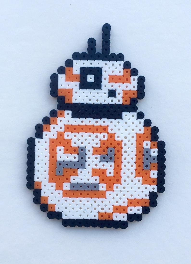 Star Wars Bb 8 Perler Bead Cross Stitch Pattern