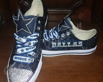 Dallas Cowboys Customized Converse 317f97a35