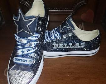Dallas Cowboys Customized Converse 8e86e7226