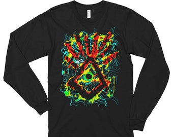 All Seeing Eye Long Sleeved Shirt