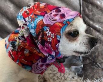 Chihuahua rain hat waterproof dog hat 4208a7159f6e